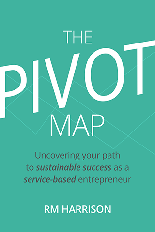 Book: The Pivot Map by RM Harrison